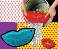 Lip Pot Strainer