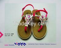 New Italian Design Imported Women Fashion Sandal - Model A01