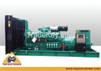 Factory Price 1250kW Diesel Generator Cummins Soundproof Silent Open set