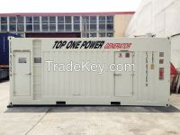 Silent Diesel Generators 25-2500kVA