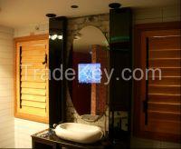 Beautiful Waterproof Mirror TV