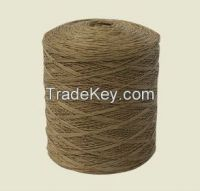 flax fiber, machine two , rescutched and waste