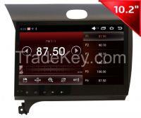 Yessun Factory Car Audio for KIA K3 (HD1023)