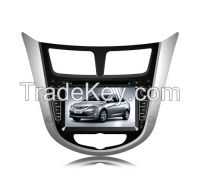 Car DVD for Hyundai Verna (TS7258)