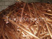 �Copper Wire Scrap, (Millberry) 99.95%