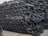 �Recycling Baled Tyre scrap