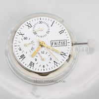 watch accessory chronograph movement shanghai eta 7750 movement