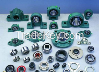 The pillow block ball bearing UC/UCP/UCF200 series from china