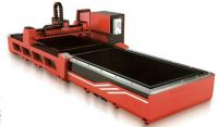 3.0 X 1.5m Format Laser Cutting Machines with Half-Cover and Exchange Working Table