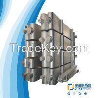 Aluminium heat transfer