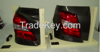 CNC Machined Part - Rear Light
