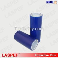 Anti scratch adhesive english hot blue film