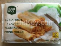Frozen Veg &Fruit Spring Roll
