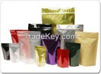Flexible plastic packaging, custom packaging