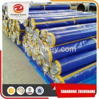 Large Blue PE tarpaulin Roll | Plastic PE tarpaulin in Rolls