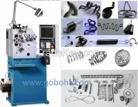 LX-SM01 Universal Spring Coiling Forming Machine