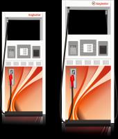 Fuel Dispenser - EG3 Series, 1, 2 Hose, 50 ltr/min Flow Rate