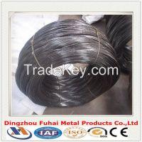 factory supply black iron wire,china
