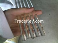transparent colored acrylic rod