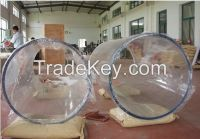 Transparent 300mm diameter acrylic tube for sale