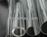 Different sizes acrylic tube
