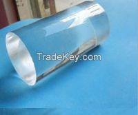 Clear acrylic round rod /plexiglass rod for light