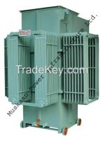 Servo Controlled Voltage Stabilizer Transformers