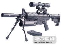 RAP4 T68 Extreme Sniper Paintball Gun