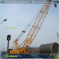 Crawler Crane 80 ton 58M XCMG QUY80 with good quality good price