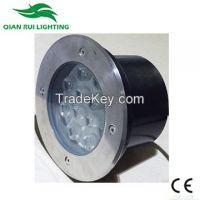 QR High Brightness IP65 Outdoor 12W Hot LED Buried Light �¦160*90mm