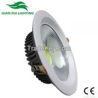 QR New On-line �¦225*65mm 30W Downlight LED House High Lumen Aluminum