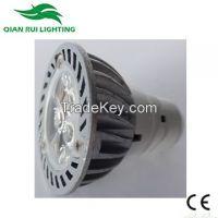 QR MR16 LED Lamp Cups Indoor Aluminum Commercial ��50*55mm 3W 240lm