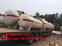 China manufacturer 30m3 LP Gas Tank for Nigeria