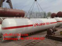 50M3 LPG Tank for Laos Market from Heze Boiler Factory
