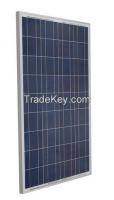 A grade cell 100W poly solar panel