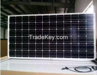 200W mono solar panel with A grade solar cell