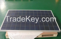 Great competitive A grade 200W poly solar panel