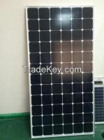23% high efficiency 330W sunpower solar panel