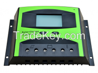 60A PWM Solar Charge Controller with High Efficiency