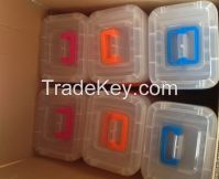 PLASTIC STORAGE BOX SMALL SIZE 11*15*20cm WHOLESALE