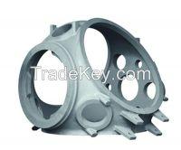 Wind turbine generator parts - iron cast