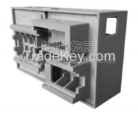 Grinding machine parts - iron cast