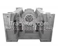 Press machine - iron cast