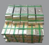 High Purity Sn Tin Ingot 99.99% Pure Tin Ingot