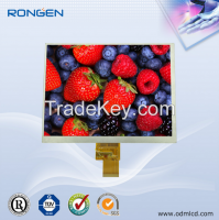 8 inch tft lcd panel 1024*768 industrial LCD monitor display