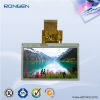 3.5 inch tft lcd 480*272 display GPS screen mini DV