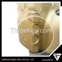 Steel Body PDC Bit