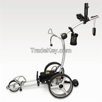 Bat-Caddy X4R-Li Lithium Remote Control Golf Trolley