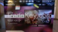 """HI-SE-NSE 50"""" K366 Series LED TV"""