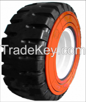 Mining Polyurethane Filling Tyre